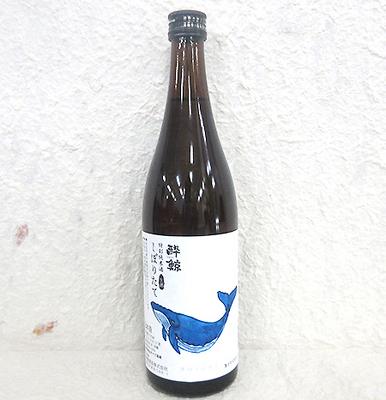 酔鯨酒造 特別純米酒しぼりたて生酒 720ml【クール便】
