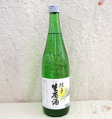 土佐酒造 桂月 冬季限定 蔵出し生原酒720ml【クール便】