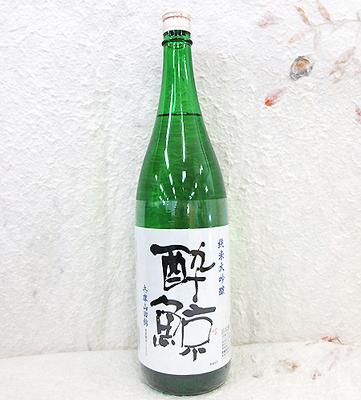 酔鯨酒造 純米大吟醸 兵庫山田錦50% 1800ml【クール便】