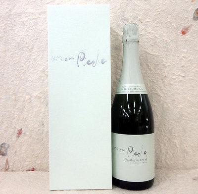 亀泉 スパークリング純米吟醸 KAMEIZUMI Perle(ペルル)720ml【クール便】