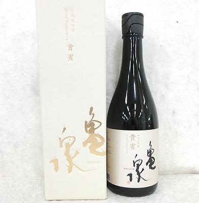 亀泉酒造 貴賓 純米大吟醸 720ml