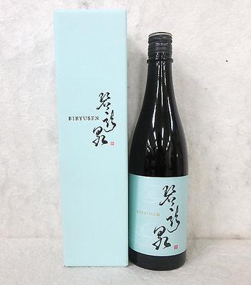 亀泉酒造 純米大吟醸 碧龍泉(びりゅうせん)720ml