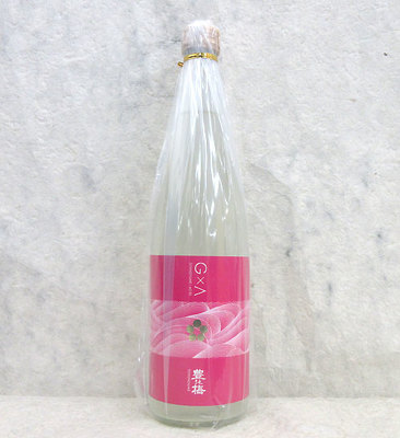 高木酒造 豊能梅 G×A 純米吟醸 おりがらみ生 1800m【クール便】