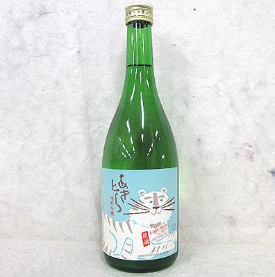 有光酒造 安芸虎 ライト 純米吟醸原酒 720ml【クール便】