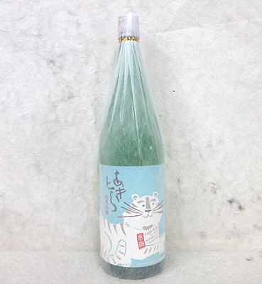 有光酒造 安芸虎 ライト 純米吟醸原酒 1800ml【クール便】
