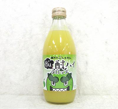 ぶしゅかん果汁シロップ Bu酎ハイ(家庭用)360ml