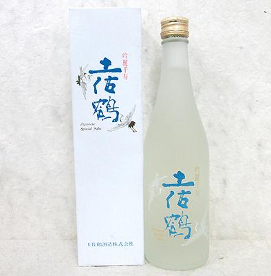 土佐鶴 吟麗千寿 吟醸酒500ml