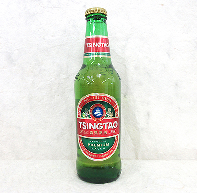 青島ビール(チンタオ) 330ml瓶