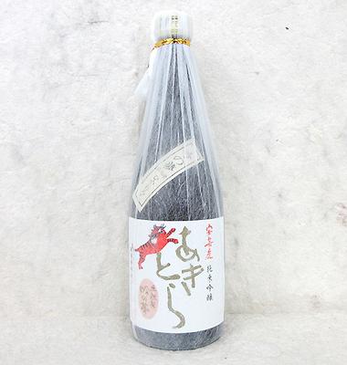 有光酒造場 安芸虎 ひやおろし 吟の夢 純米吟醸酒 720ml【クール便】