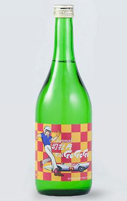 司牡丹 マッハGoGoGo Junmai(純米酒)720ml