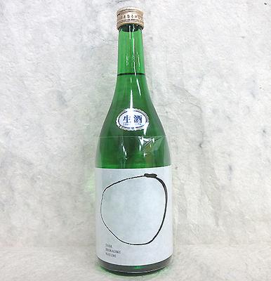 仙頭酒造 土佐しらぎく ナチュール天 特別純米 新米新酒 720ml【クール便】