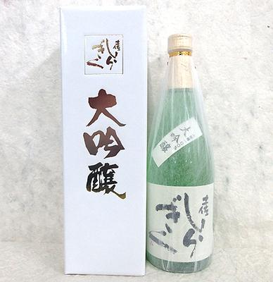仙頭酒造 土佐しらぎく 大吟醸 山田錦 720ml