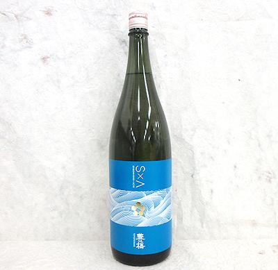 高木酒造 豊能梅 S×A 純米吟醸 千本錦生 1800ml【クール便】