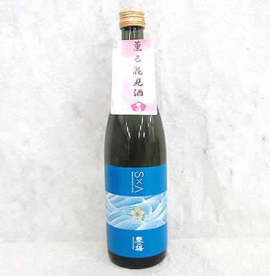高木酒造 豊能梅 S×A 純米吟醸 千本錦生 720ml【クール便】