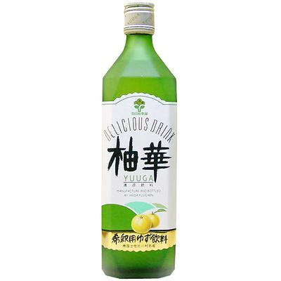 池田柚華園 柚華(ゆうが)720ml(箱無し)