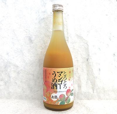菊水酒造 とろとろマンゴー梅酒 720ml