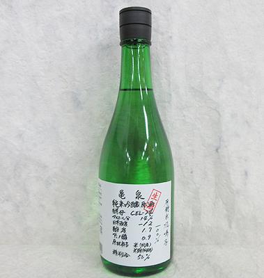 亀泉酒造 CEL-24風鳴子 純米吟醸生原酒(米違い)720ml【クール便】