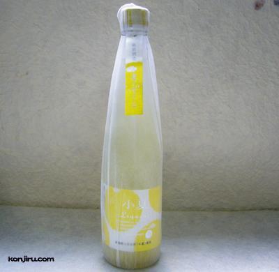 亀泉酒造 小夏リキュール 1800m【クール便】