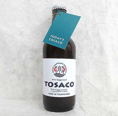 TOSACO ジュニパー・ジンジャービア(高知クラフトビール)330ml【クール便】※夏季限定