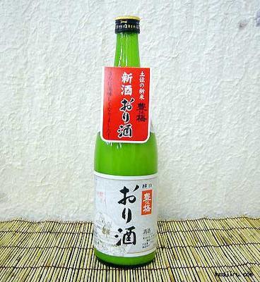 高木酒造 豊の梅 おり酒 720ml