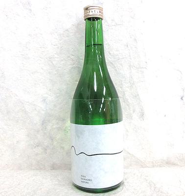 仙頭酒造 土佐しらぎく ナチュール地 特別純米 火入れ 720ml【クール便】