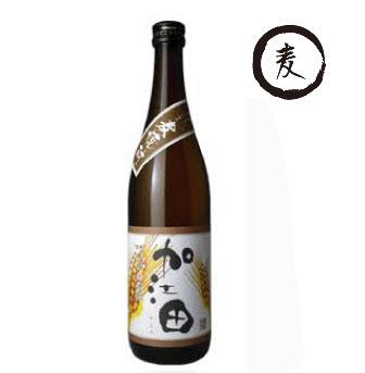 落合酒造場 麦焼酎 加江田 25度 720ml