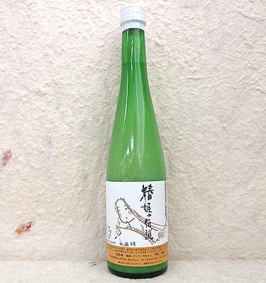 三原村どぶろく 椿姫の伝説 500ml【クール便】