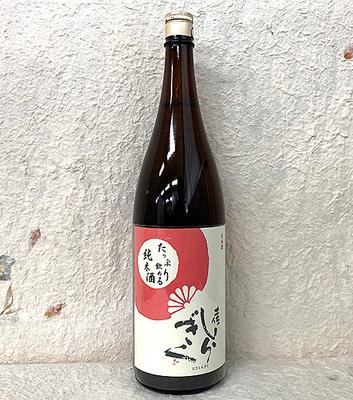 仙頭酒造 土佐しらぎく たっぷり飲める純米酒 1800ml