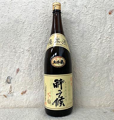 土佐鶴 酔って候 純米酒 1800ml