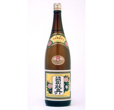 司牡丹酒造  土佐司牡丹 本醸造(普通酒)1800ml