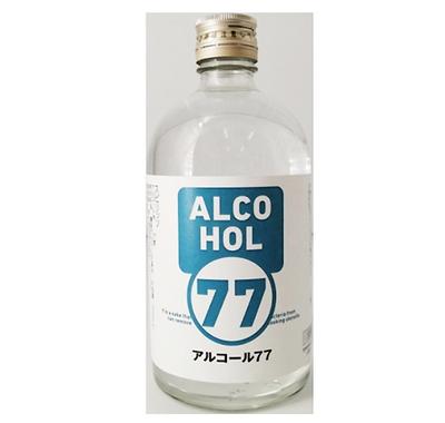 菊水酒造 アルコール77(スピリッツ)500ml 77度【予約受付品】