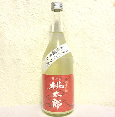 文本酒造 日乃出桃太郎 土佐麗60 純米吟醸うすにごり生酒 720ml【クール便】