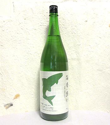 酔鯨酒造 純米酒 香魚 1800ml