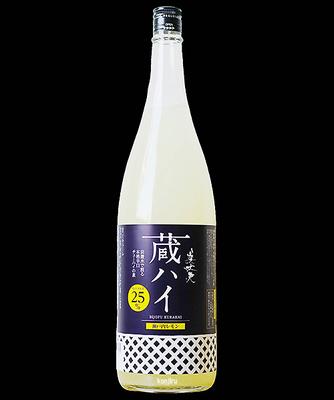 濱川商店 美丈夫 蔵ハイ 瀬戸内レモン 1.8L 25度