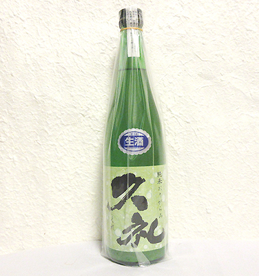 西岡酒造 久礼 純米 おりがらみ生酒 限定 720ml【クール便】