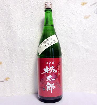 文本酒造 日乃出桃太郎 土佐麗60 純米吟醸 秋上がり 1800ml