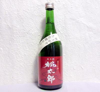 文本酒造 日乃出桃太郎 土佐麗60 純米吟醸 秋上がり 720ml