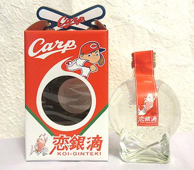 王手門酒造 芋焼酎 恋銀滴カープ カ舞吼 300ml(広島カープ公認酒)