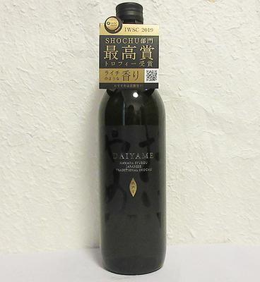 濱田酒造 本格芋焼酎 だいやめ(DAIYAME)25度 720ml