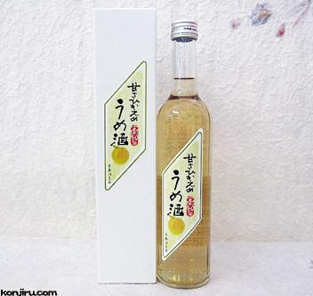 高知酒造 甘さひかえめ梅酒 14度 500ml