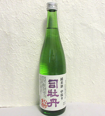 司牡丹 なかま酒 純米酒 中取り 720ml