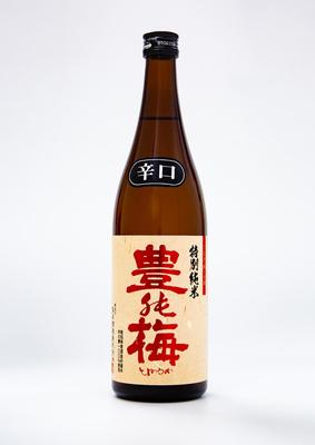 高木酒造 豊能梅 特別純米 吟の夢 1800ml