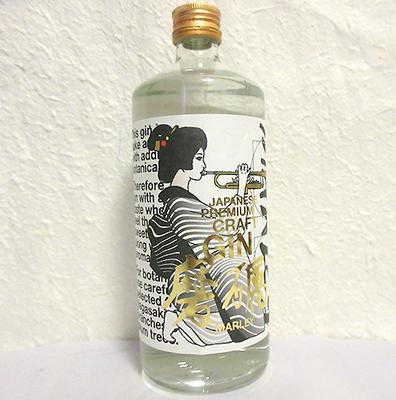 梅ヶ枝酒造 クラフトジン MARLEY(マレイ)40度 720ml