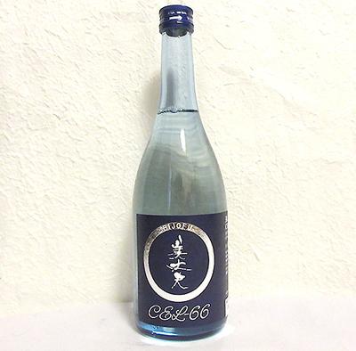 浜川酒造 美丈夫 純米吟醸 CEL-66 720ml【クール便】