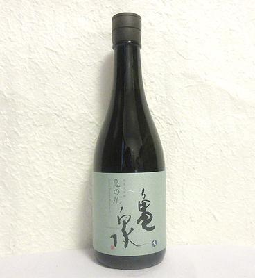 亀泉酒造 亀の尾 純米大吟醸 生酒 720ml【クール便】