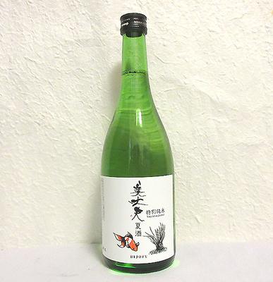 濱川商店 美丈夫 夏酒 特別純米 720ml