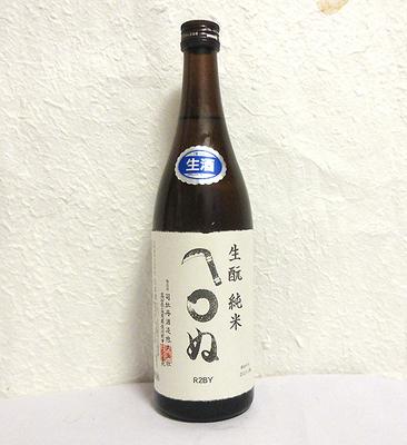 司牡丹 かまわぬ生 生酛(きもと)純米 限定品720ml【クール便】