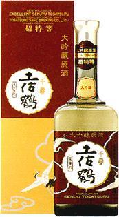 土佐鶴大吟醸原酒 天平千寿 500ML