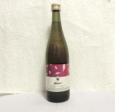 仙頭酒造 土佐しらぎく エーデルワイン エレガント Fusion2021 720ml【限定】