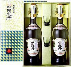 司牡丹 デラックス豊麗 純米大吟醸 900ml×2本セット